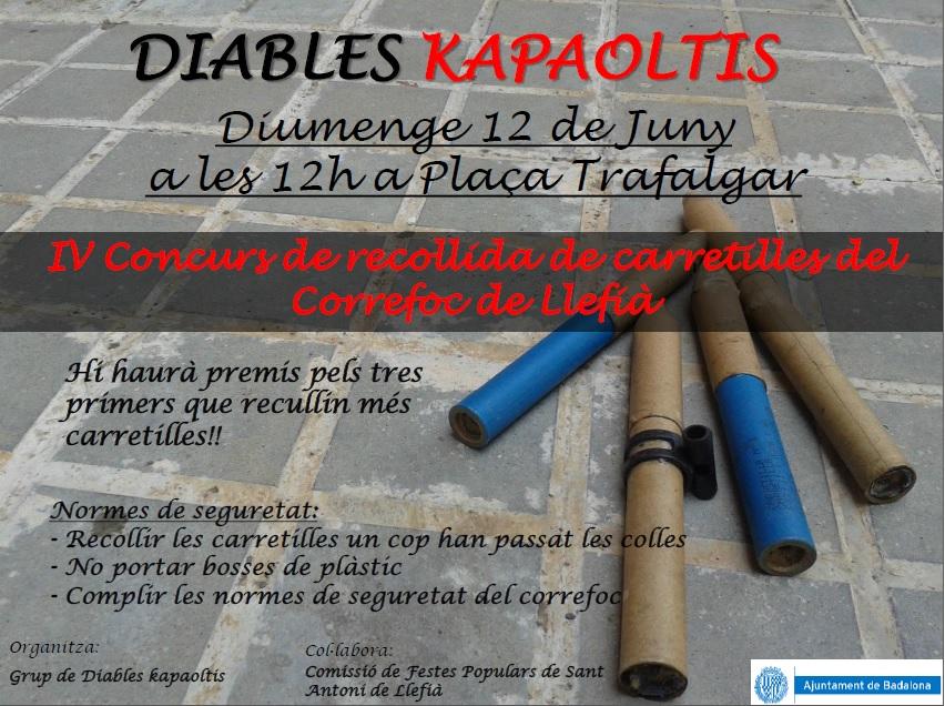 cartel Carretilles'16